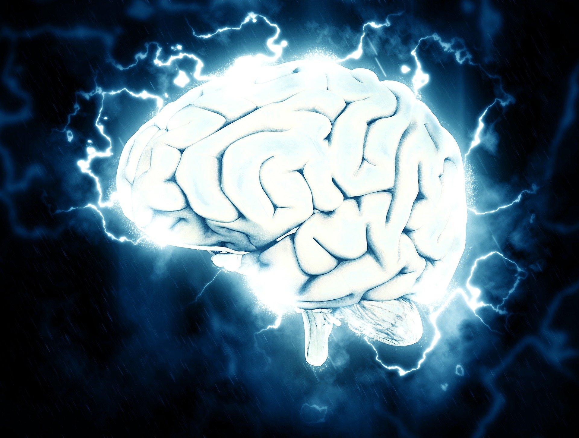 מוח האדם - תוצר חומרי של אנרגיה המחוללת בואקום